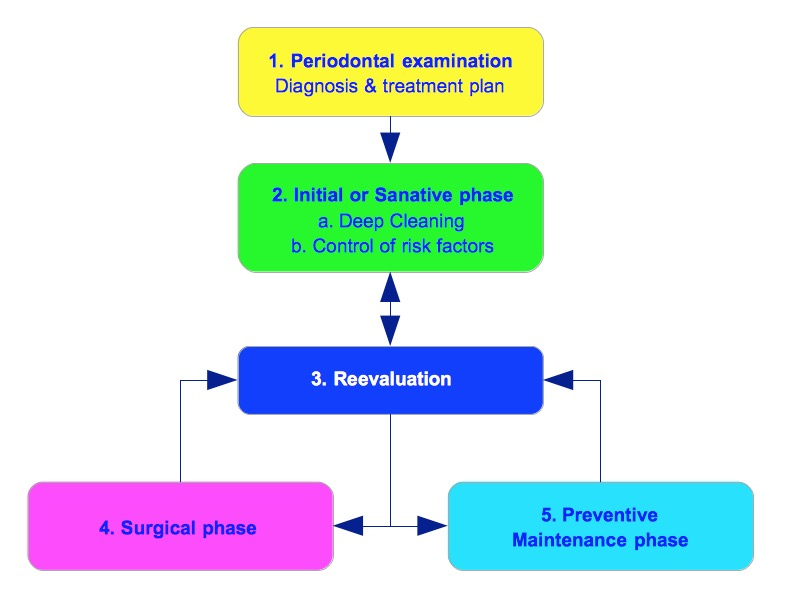 Periodontal therapy overview